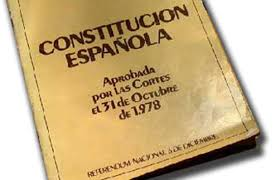 Constitución española aprobada en 1978 con un amplio consenso