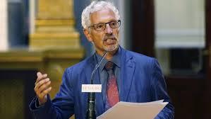 L'ex jutge i ex senador Santi Vidal