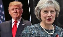 El Brexit activado por Theresa May y el proteccionismo impulsado por Donald Trump ponen a Europa en una situación muy difícil